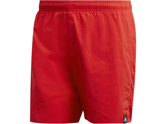 adidas Solid SL Short Homme, active red
